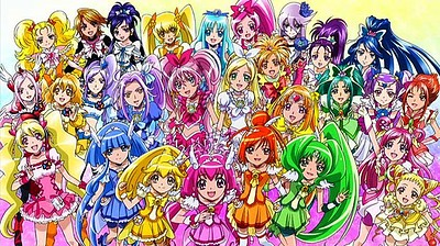 Pretty Cure All Stars New Stage: Amici del Futuro