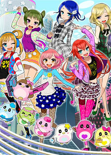 Pretty Rhythm: All Star Selection