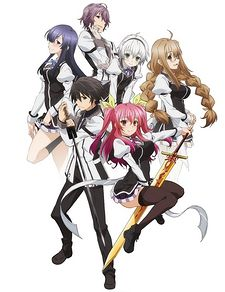 Rakudai Kishi no Cavalry: Lista Episodi Streaming e Download SUB ITA