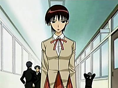 School Rumble Second Term