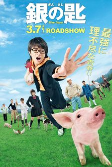 Silver Spoon film
