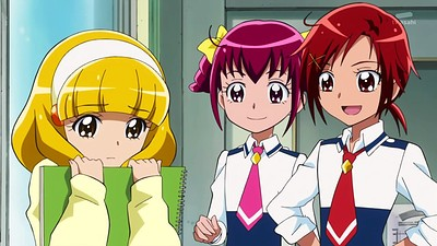 Smile Pretty Cure!