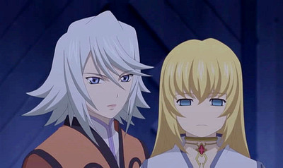 Tales of Symphonia - Tethe`alla Chapter