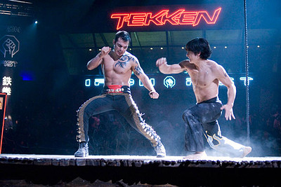 Tekken Live Action