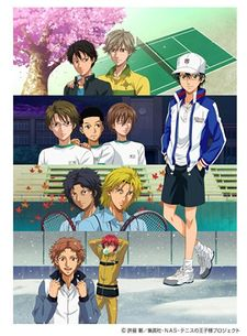 Tennis no Ouji-sama  - Another Story II - Ano Toki no Bokura