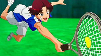 The Prince of Tennis - Two Samurai: The First Game