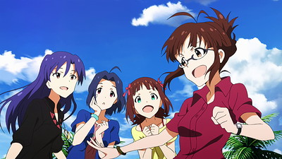 The Idolmaster: Shiny Festa
