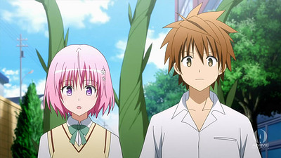 To LOVE-Ru - Trouble Darkness