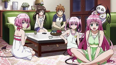 To LOVE-Ru - Trouble Darkness OAD