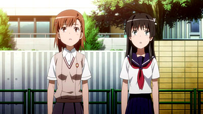 A Certain Scientific Railgun OAV