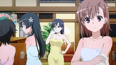 A Certain Scientific Railgun S (OVA)