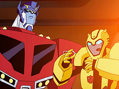 Transformers - Animated