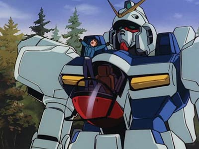 Mobile Suit  Victory Gundam