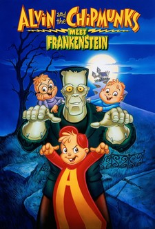 Alvin e i Chipmunks incontrano Frankenstein