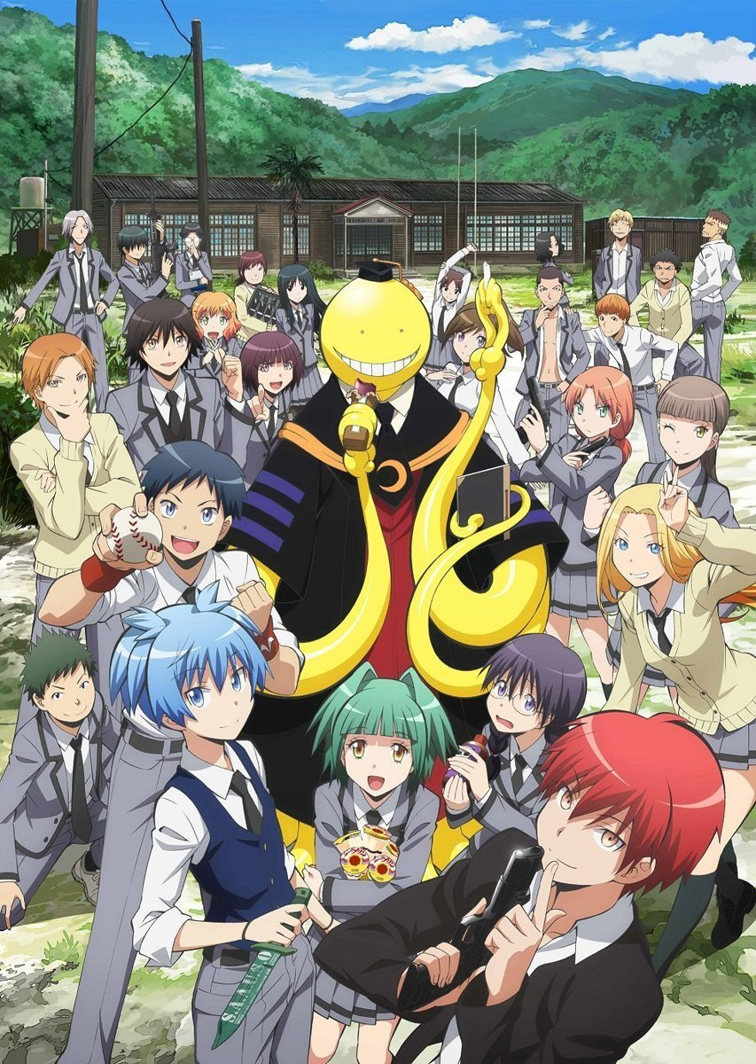 Assassination Classroom (TV)