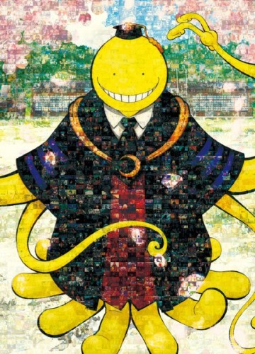 Assassination Classroom the Movie