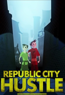 Avatar - La Leggenda di Korra: Republic City Hustle