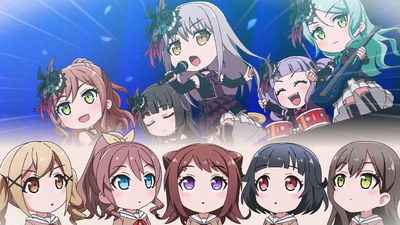 Bang Dream! Garupa Pico