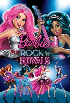 Barbie Principessa Rock