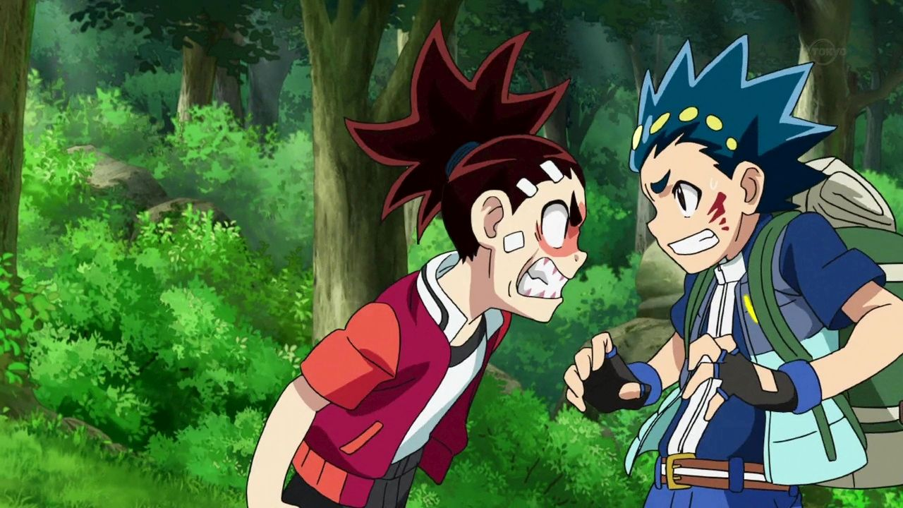 Beyblade Burst Turbo (Anime) | AnimeClick it