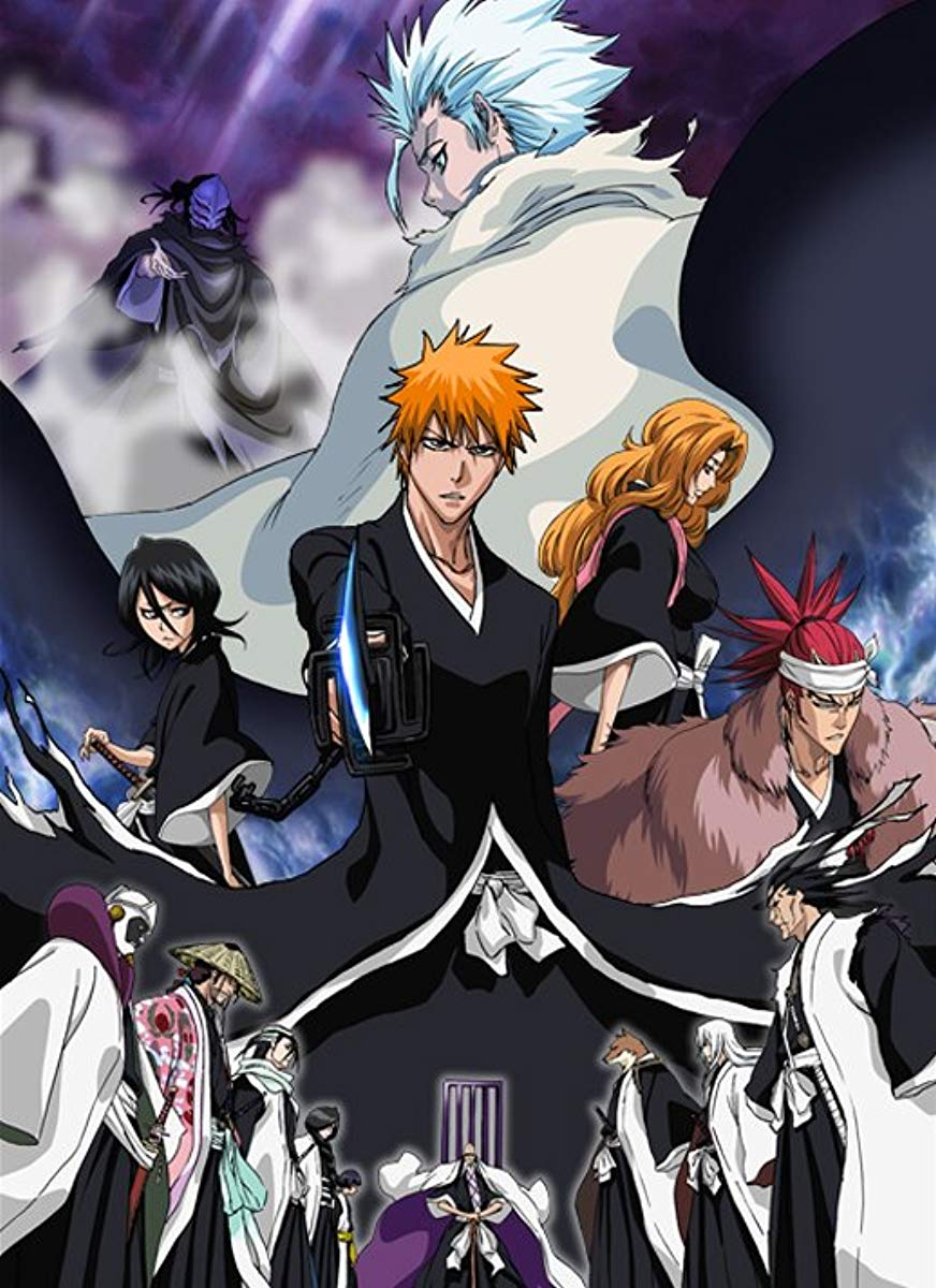 Bleach - the Diamond Dust Rebellion