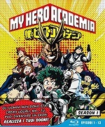 My Hero Academia - Stagione 1 - Limited Edition