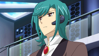 Cardfight!! Vanguard G: Stride Gate Hen