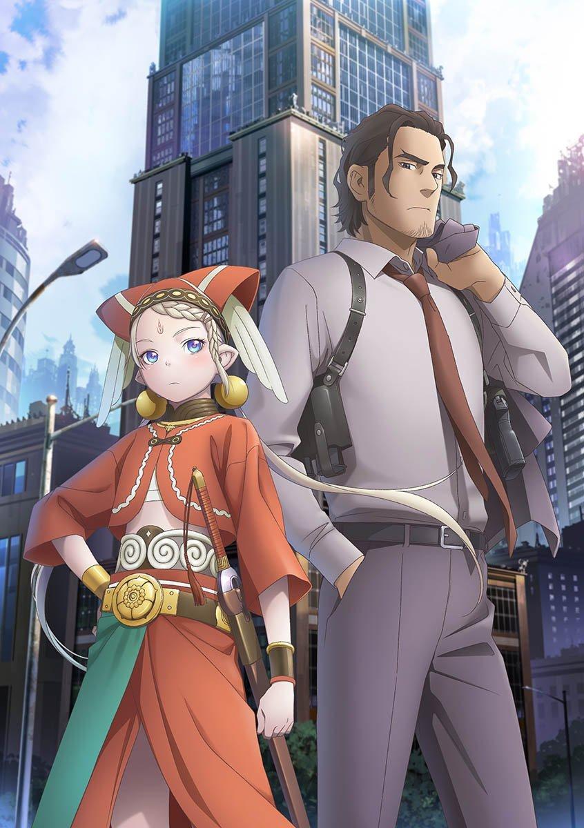 Cop Craft Personaggi Anime
