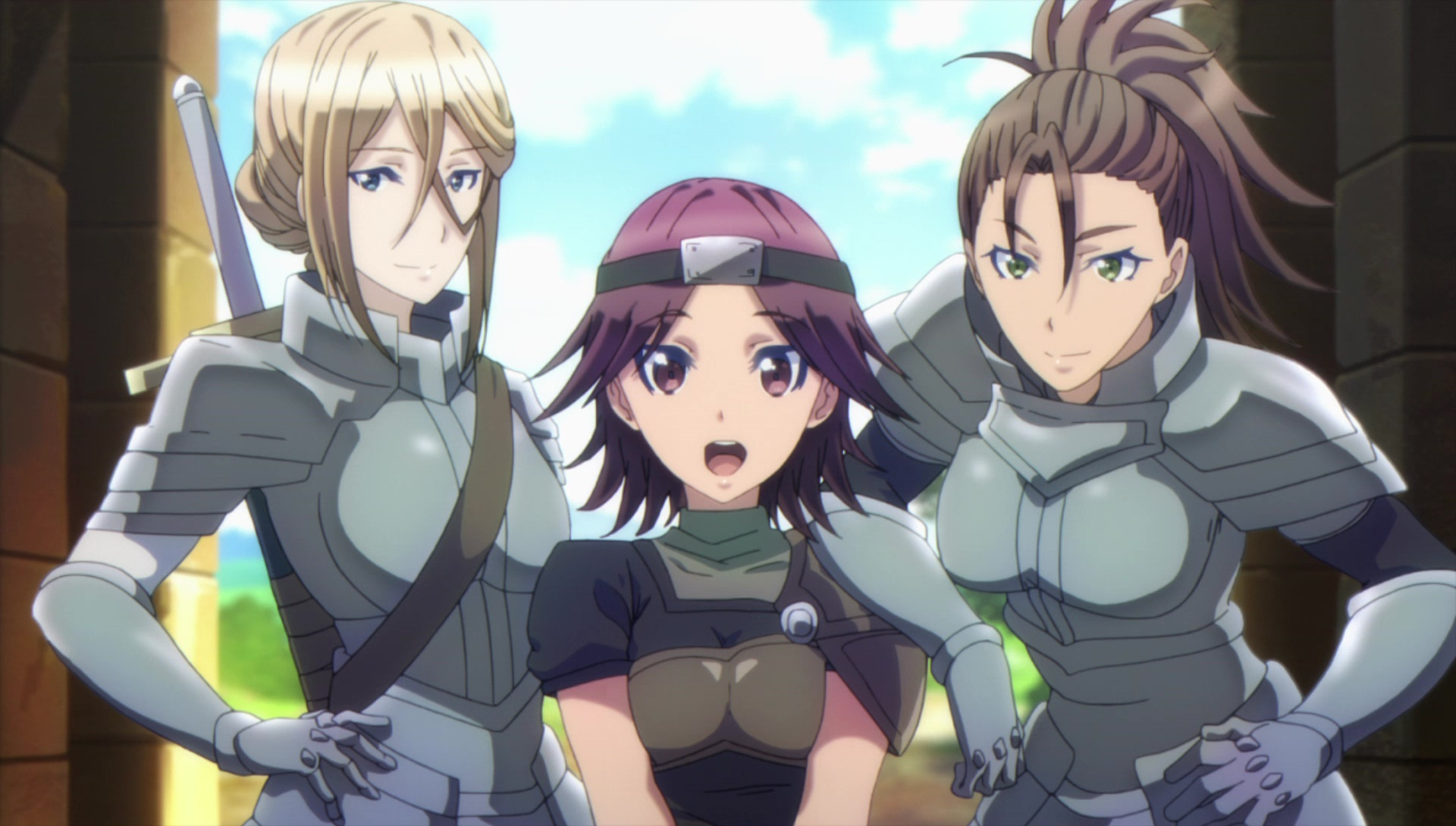 Death March To The Parallel World Rhapsody Anime Animeclick It