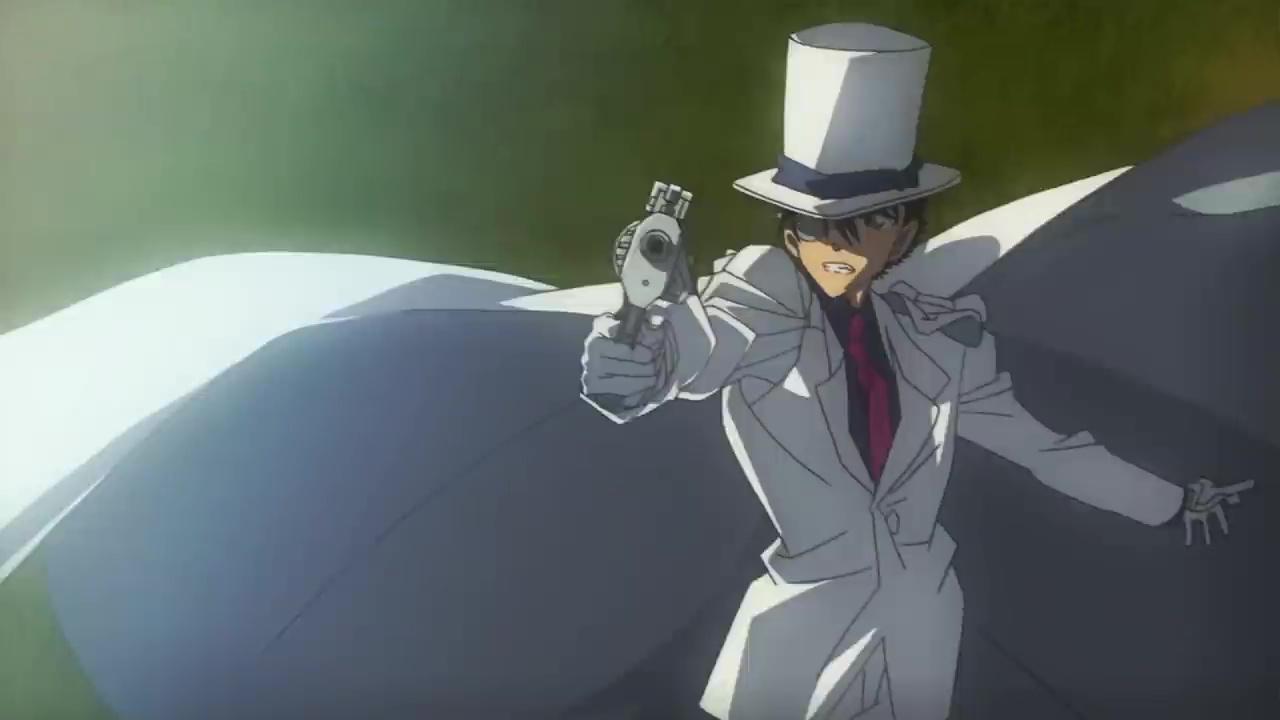 Detective Conan: Fist of Blue Sapphire (Anime) | AnimeClick it