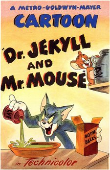 Dr. Jerrill e Mr. Mouse