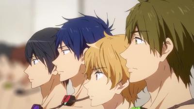 Free! -Timeless Medley-
