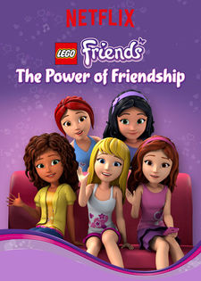 Lego Friends: La forza dell'amicizia