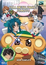 Full Metal Panic? Fumoffu - The Complete Series