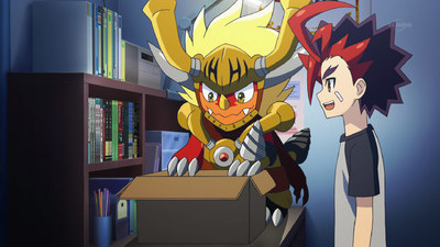 Future Card Buddyfight X: All-Star Fight