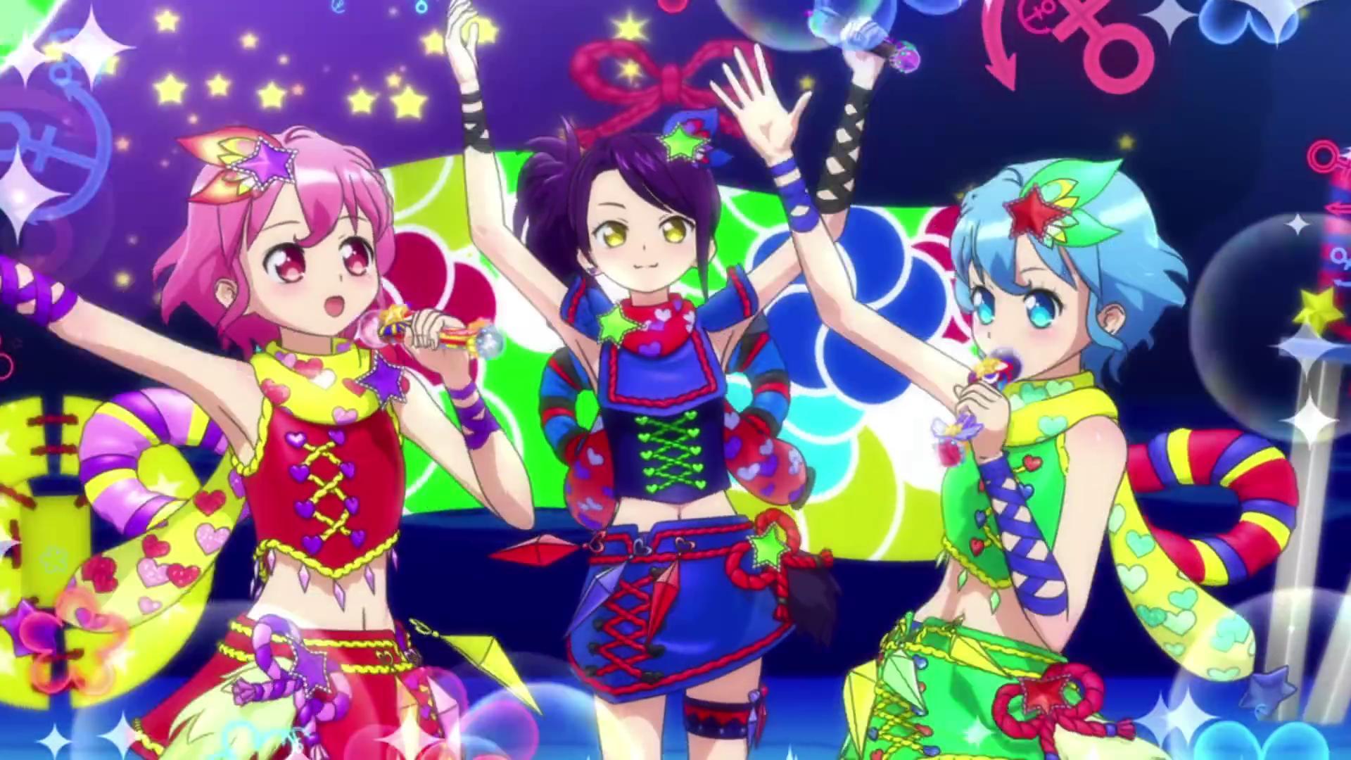 Resultado de imagen para Gekijouban PriPara. Minna de Kagayake! Kirarin Star Live!