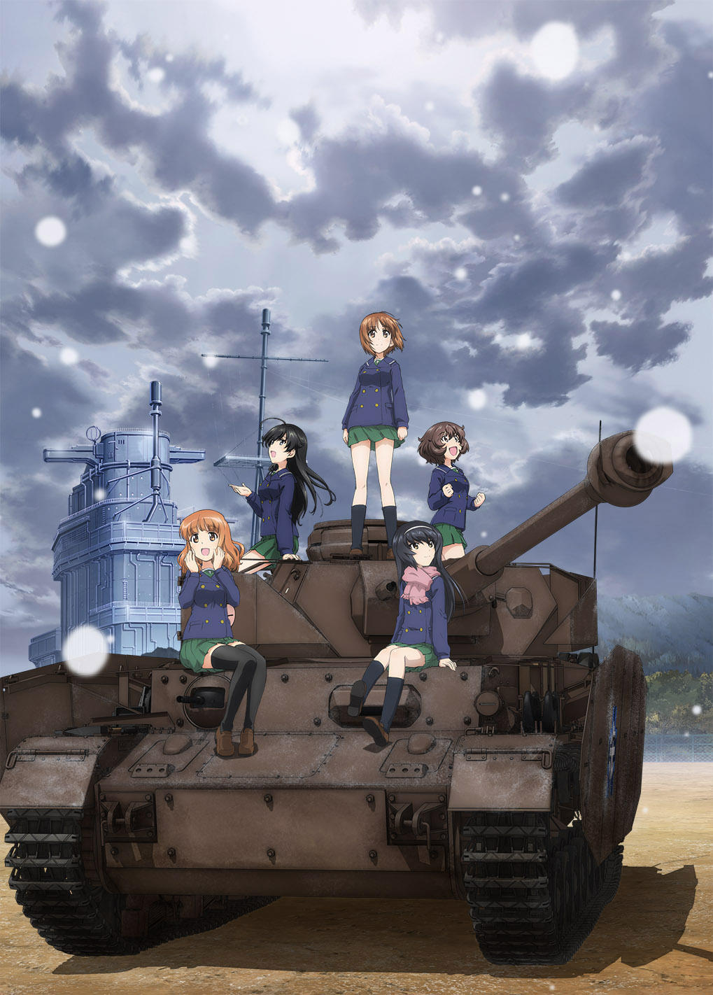 Girls und Panzer: The Final Chapter