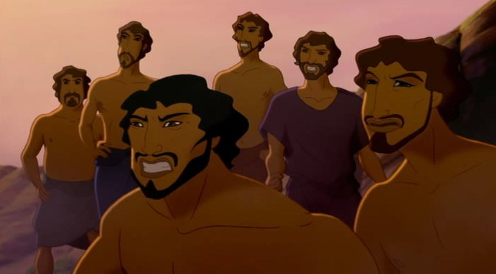 Giuseppe il re dei sogni anime animeclick