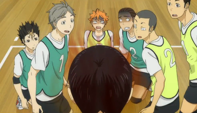 Haikyuu!! Film