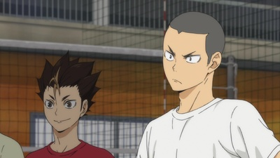 Haikyu!! L'asso del Volley - To the Top
