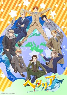 Hetalia: World★Stars