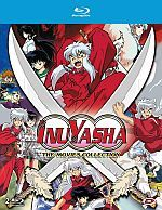 Inuyasha - The Movies Collection