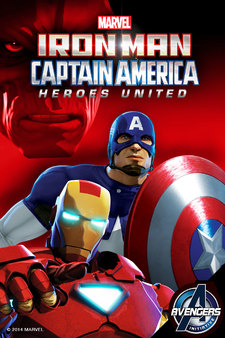 Iron Man & Capitan America: Heroes United