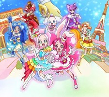 Kirakira PreCure a la Mode: Paris to! Omoide no Mille-Feuille!