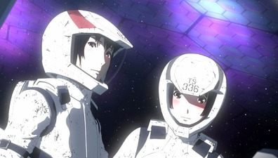 Knights of Sidonia Compilation Film