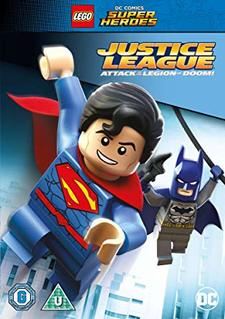 Lego DC Comics Super Heroes: Justice League – Attack of the Legion of Doom