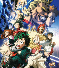 My Hero Academia the Movie