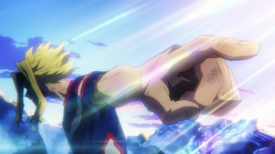 My Hero Academia the Movie 2: Heroes:Rising