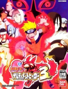 Naruto - Narutimate Hero 3
