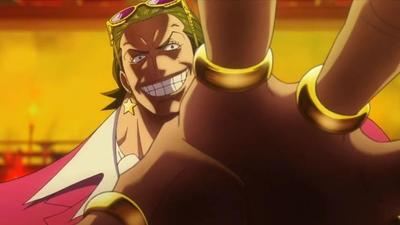 One Piece Gold: Il film